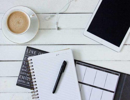 نوشتن لیست اهداف در روزهای پایانی سال
